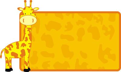 giraffe background98