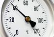 Leinwandbild Motiv Temperatur - Celsius - temperature