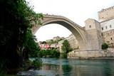Mostar Bridge - Bosnia and Herzegovina poster