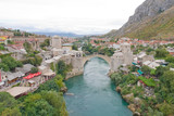 Mostar - Bosnia and Herzegovina poster