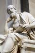Vienna - philosopher Herodotus