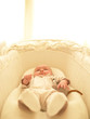 Baby in Bassinet