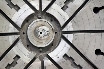CNC Maschine in der Metall Industrie