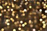 Fototapety Golden lights