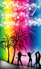 .Disco Party Sunshine Live