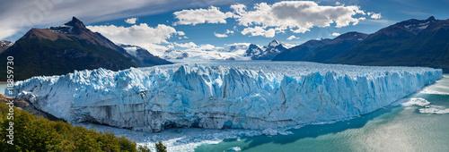 Perito Moreno Glacier, Patagonia, Argentina - Panoramic View - 18859730