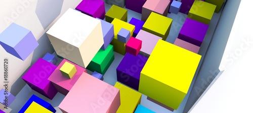 Obraz na Plexi Diversi ma uguali 3