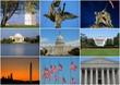 Les monuments de Washington DC