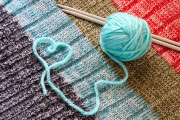 Knitting - hobbies from heart!