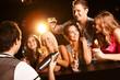 At the bar - 18874315