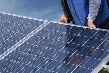 Assembler, solar collector