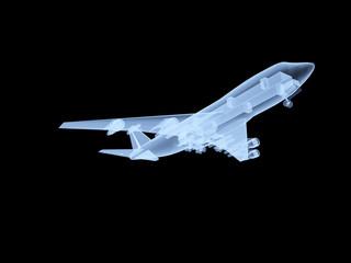 X ray Plane