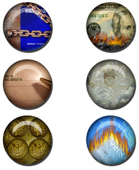 Business related Web Buttons