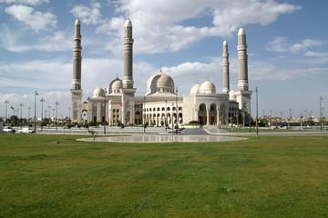 Mosque al saleh (Sana'a/Yemen)