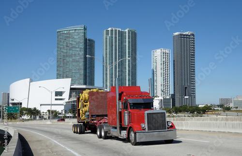 Fototapeten,florida,downtown,amerika,stadt