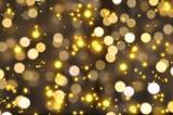 Fototapety Golden lights #1