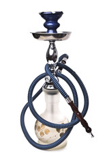 Hookah pipe isolated