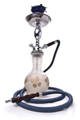 Hookah isolated