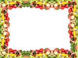 Vegetabe frame