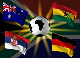 Squadre girone D Campionato del Mondo 2010