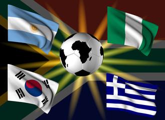Squadre girone b Campionato del Mondo 2010