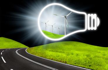 Environment, eco energy