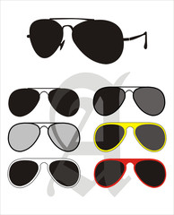 Sun Glasses Collection