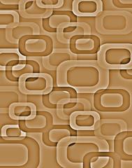 retro stil background 70s brown