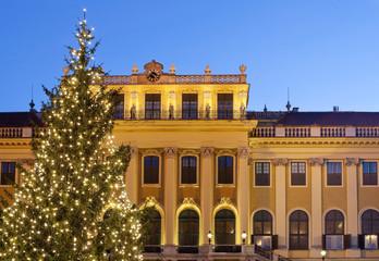 Weihnachtsmarkt Schönbrunn in Wien