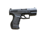 The Walther P99 is a semi-automatic pistol developed by the Germ