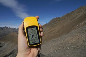 GPS Höhenmesser
