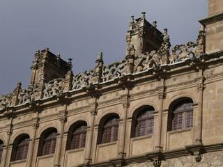 Arte plateresco en el Palacio de Monterrey de Salamanca