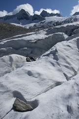 Gletscher im Ötztal