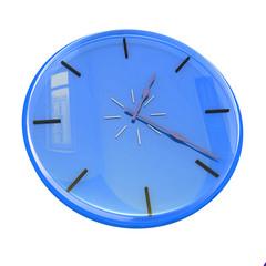 Reloj Azul
