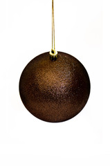 Brown bauble