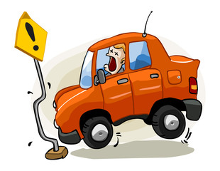 Accident for insurance