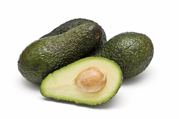 Aguacate sabroso.