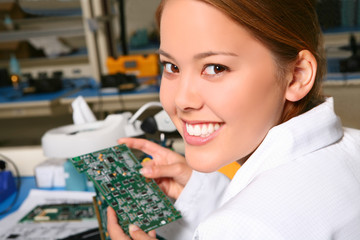 Pretty Women Technician