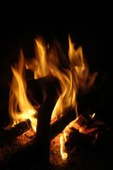 Textura de fuego 01
