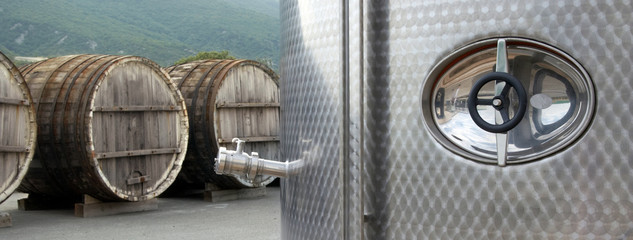 Manufacture of wine