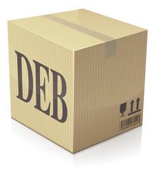 Paquet DEB (reflet)