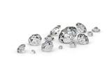 Several diamonds.