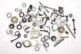 Nuts, bolts,springs and screws