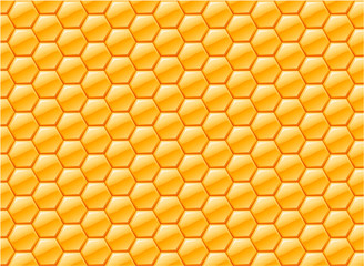 honeycomb pattern internet background
