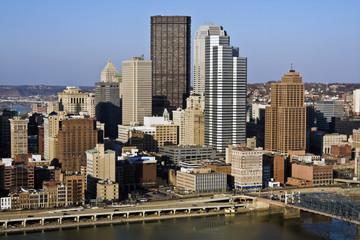 Panorama of Pittsburgh
