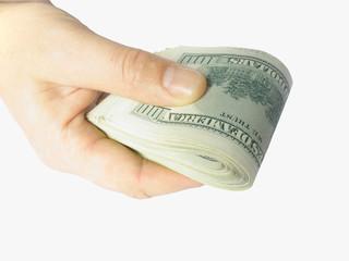 dollars in arm