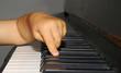 Leinwanddruck Bild - Musizieren