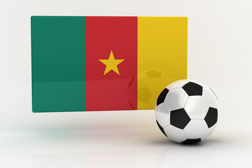 Cameroon Soccer