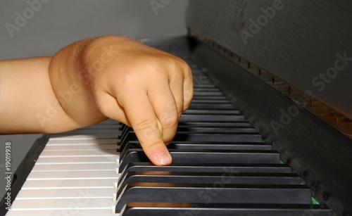 Leinwanddruck Bild Musizieren