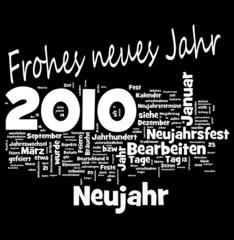 2010 Frohes Neues Jahr